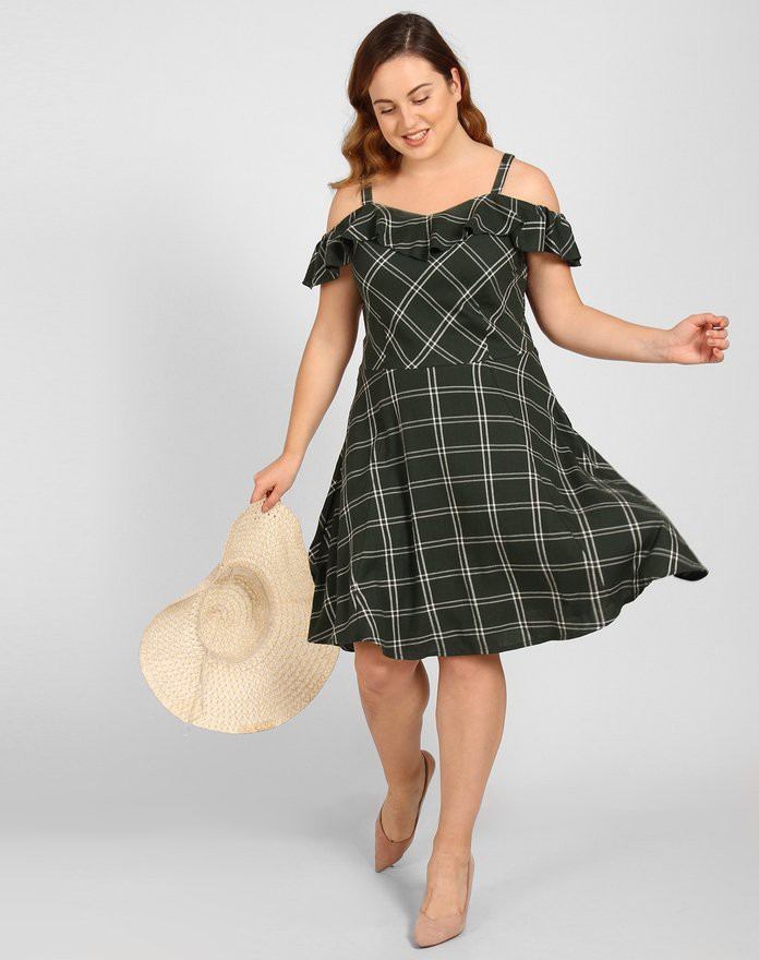 windowpane-checkered-blake-plus-size-cold-shoulder-skater-dress-in1844mtodrechk-680-option